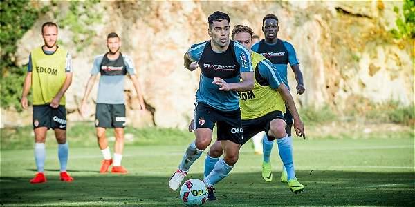 Falcao volvería a las canchas ante el Lille en la Ligue One
