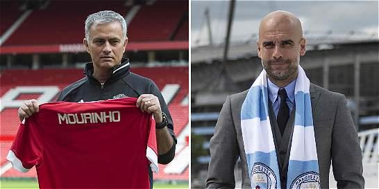 Mourinho vs. Guardiola, el reencuentro más esperado del fútbol mundial