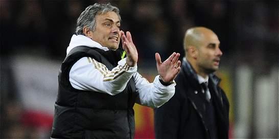 Los cinco mejores partidos entre Mourinho y Guardiola