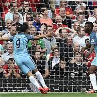 City sometió al United en el derbi de Manchester: le ganó 1-2