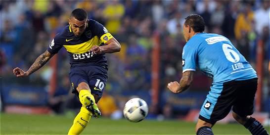 Con gol de Frank Fabra, Boca Juniors derrotó 3-0 a Belgrano
