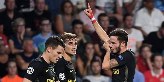 Bayern Múnich goleó, Atlético cumplió y el City no pudo jugar