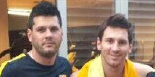 Hermano de Messi, sancionado por tenencia ilegal de armas