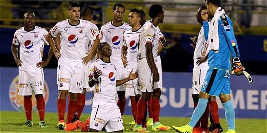 Medellín perdió, pero pasó a octavos de final de la Copa