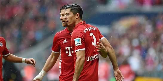 El Bayern de Ancelloti sigue imparable: ganó 3-1 contra Ingolstadt