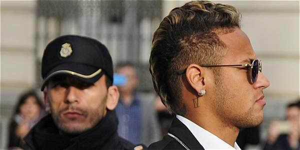 La Audiencia Nacional ordena procesar a Neymar por estafa en su fichaje