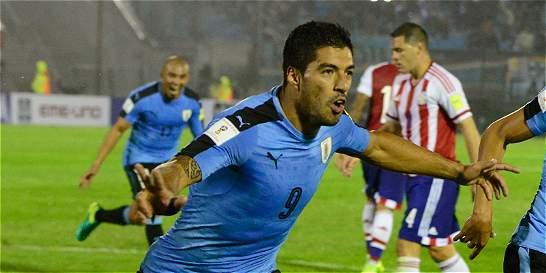 Luis Suárez no jugaría contra Colombia en el partido de Eliminatorias