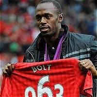 Usain Bolt quiere jugar fútbol después de su retiro del atletismo