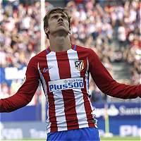 Atlético Madrid venció 1-0 a Deportivo con gol de Griezmann