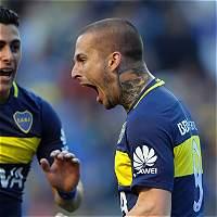 Boca Juniors derrotó 4-1 a Quilmes; Sebastián Pérez fue titular