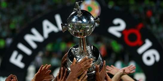 La Copa Libertadores se jugará de febrero a noviembre en el 2017