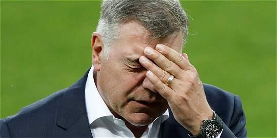 En medio de escándalo, DT de la Selección de Inglaterra deja su cargo