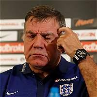 Allardyce renunció a la selección inglesa por video que lo compromete