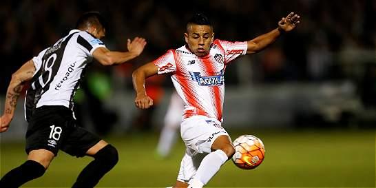 Junior espera volver a la victoria contra Wanderers en la Copa