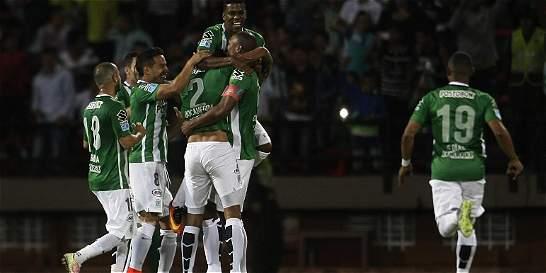 Nacional venció a Sol de América y pasó a cuartos de la Sudamericana