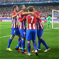 Atlético de Madrid venció 1-0 a Bayern Múnich en la Champions
