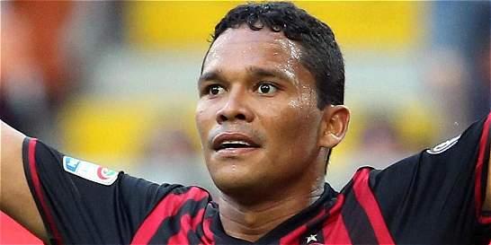 Carlos Bacca sigue sonando para reforzar al PSG