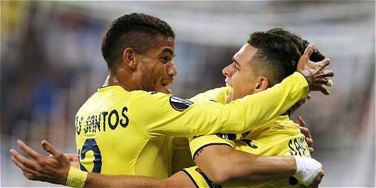 'Marcar me hace feliz y me da mucha confianza': Santos Borré