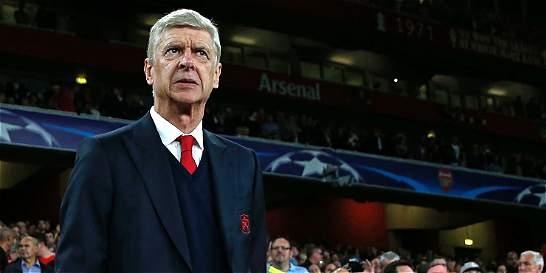 Arsene Wenger, candidato a dirigir la Selección de Inglaterra