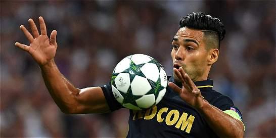 Falcao no fue convocado para el partido entre el Mónaco y Metz