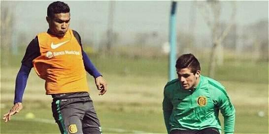 Rosario Central confirmó que Teo Gutiérrez tiene una lesión muscular