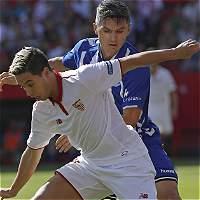 Torres se retiró lesionado en la derrota del Alavés contra el Sevilla