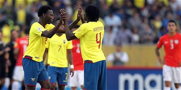 Enner Valencia jugará con Ecuador ante Bolivia al superar su inconveniente legal