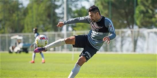 Falcao García, de vuelta a entrenamientos con el Mónaco