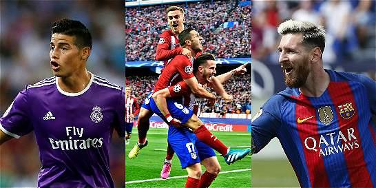 Real Madrid, Atlético y Barcelona ya tienen rival en la Copa del Rey
