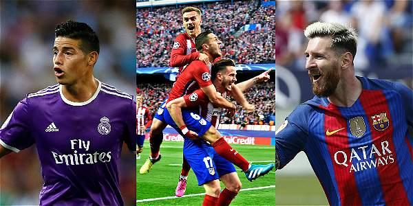 Real Madrid y Barcelona tendrán debuts sencillos en Copa del Rey