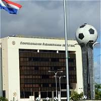 Conmebol anuncia acciones legales contra patrocinador de Libertadores