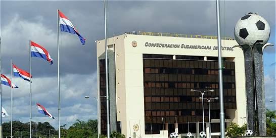 Conmebol toma acciones legales contra comercializadora de Libertadores