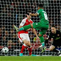 Ospina respondió en la goleada 6-0 de Arsenal al Ludogorets