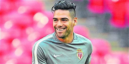 Después de un mes de baja, Falcao es convocado por el Mónaco