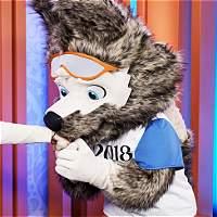 Fifa presentó la mascota de Rusia 2018: el lobo Zabivaka
