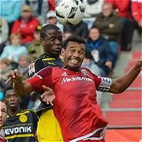 Con gol de Adrián Ramos, Dortmund empató 3-3 con el Ingolstadt