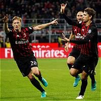 Un golazo del joven Locatelli le dio el triunfo a Milán sobre Juventus