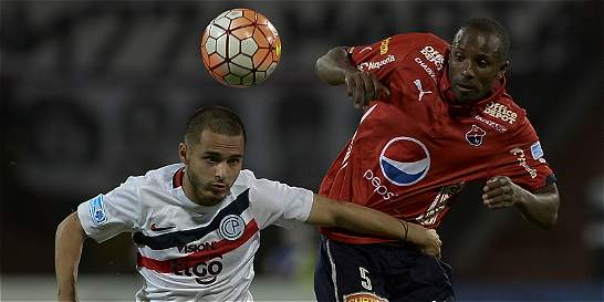 Medellín buscará en Paraguay un cupo en semifinal de la Suramericana