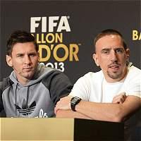 Messi y Cristiano tendrían un Balón de Oro menos, con voto de prensa