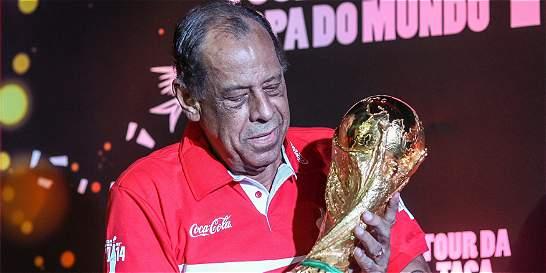 Falleció Carlos Alberto, legendario capitán de la selección de Brasil