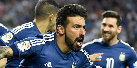 Argentina cita a Lavezzi y Belluschi para juegos con Brasil y Colombia