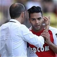 'Nuestro objetivo es hacer que Falcao vuelva a su nivel': DT de Mónaco