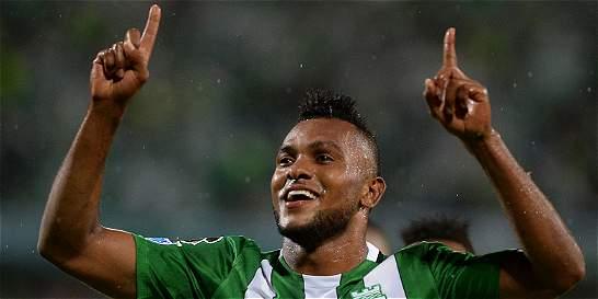 Miguel Borja, un goleador que no falla en los partidos decisivos