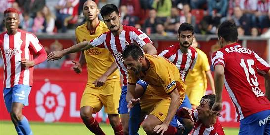 Sevilla no pudo aumentar su racha victoriosa: empató 1-1 con Sporting