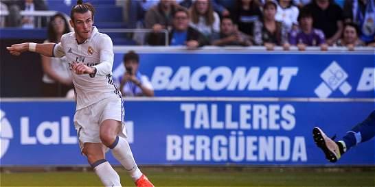 Gareth Bale renueva con el Real Madrid hasta el 2022