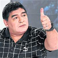 Maradona, 'preocupado' por clasificación de Argentina al Mundial 2018