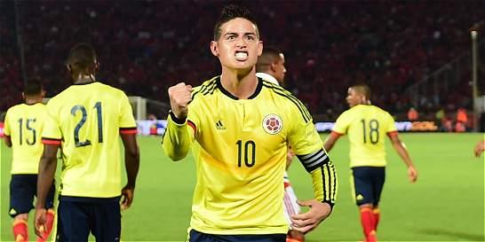 Chile le ha marcado 27 goles a Colombia en eliminatorias mundialistas