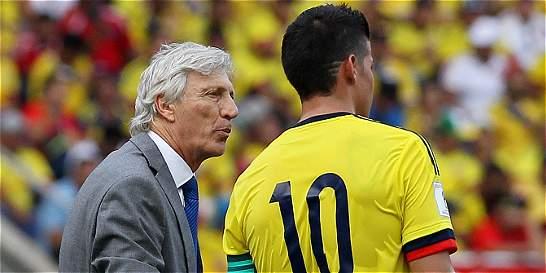 Colombia crea apenas 4,1 opciones de gol por partido