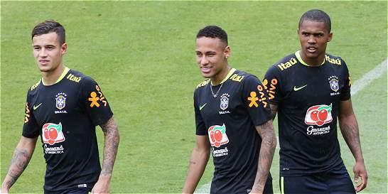 Tité ya confirmó el equipo titular de Brasil para jugar contra Perú
