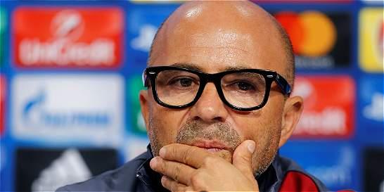 Jorge Sampaoli, mejor entrenador de octubre en España